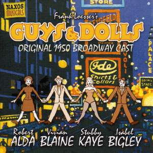 Loesser: Guys And Dolls Product Image