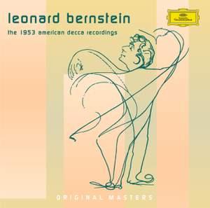 Leonard Bernstein - The 1953 'American Decca' Recordings Product Image