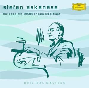 Stefan Askenase - Complete 1950s Chopin recordings on Deutsche Grammophon