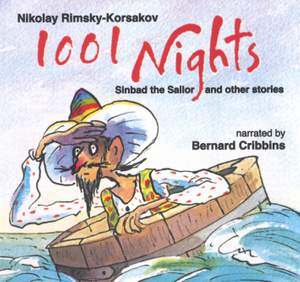 Rimsky Korsakov: 1001 Nights: 4 Stories From Arabian Nights