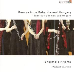 Dances from Bohemia and Hungary