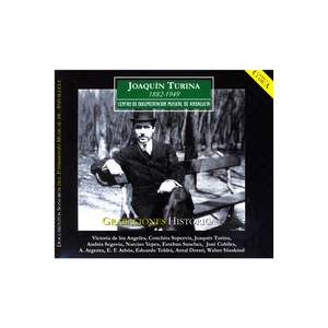 Joaquin Turina (1882-1949) - Historical Recordings
