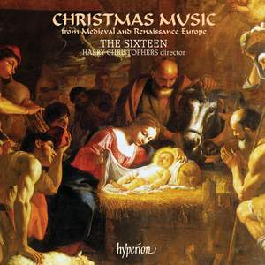 Christmas Music from Medieval and Renaissance Europe Product Image