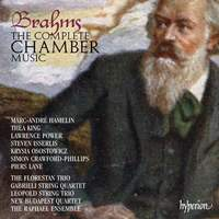 Brahms - The Complete Chamber Music