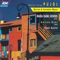 Maximo Diego Pujol: Guitar & Chamber Music