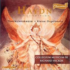 Haydn: Theresienmesse & Kleine Orgelmesse Product Image