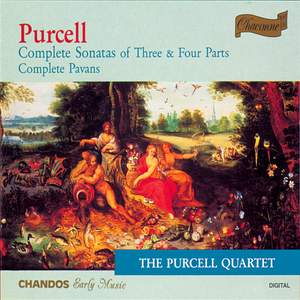 Purcell - Complete Sonatas of Three & Four Parts & Complete Pavans