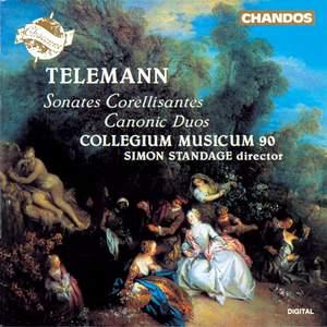 Telemann: Sonates corellisantes & Canonic Duos