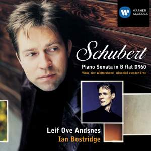 Schubert: Piano Sonata No. 21 in B flat major, D960, etc. Product Image