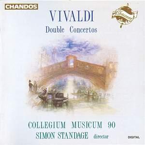 Vivaldi - Double Concertos Product Image