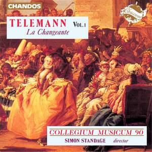 Telemann - La Changeante