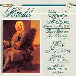 Handel - Chandos Anthems Volume 4