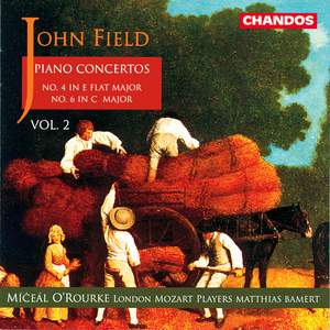 John Field - Piano Concertos Volume 2