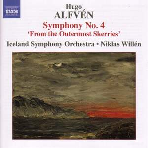 Alfvén: Symphony No. 4 & Festival Overture Product Image