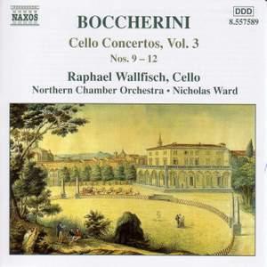 Boccherini - Cello Concertos Volume 3