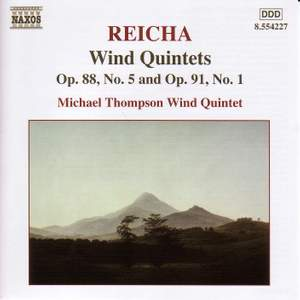 Rejcha - Wind Quintets