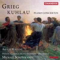 Kuhlau & Grieg: Piano Concertos