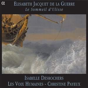 Elisabeth Jacquet de la Guerre - Le Sommeil d'Ulisse Product Image