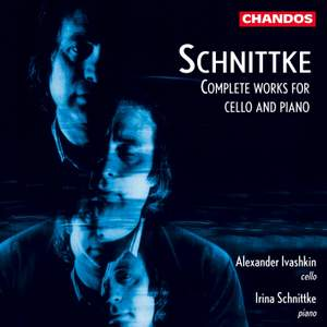 Schnittke - Complete Works for Cello and Piano