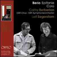 Berio: Epifanie & Coro