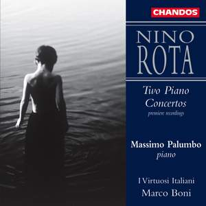 Nino Rota: Piano Concertos