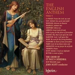 The English Anthem 8 Product Image