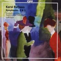 Rathaus: Symphonies Nos. 2 & 3