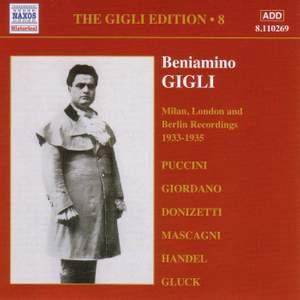 The Gigli Edition 8
