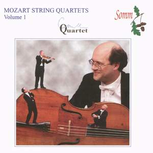 Mozart: String Quartets Vol. 1