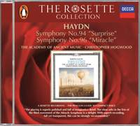 Haydn: Symphonies Nos. 94 and 96