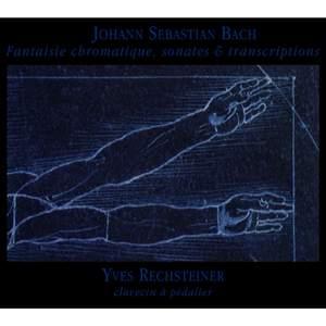 J S Bach - Fantasia Cromatica, sonates & transcriptions