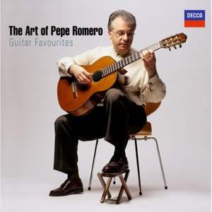 The Art of Pepe Romero