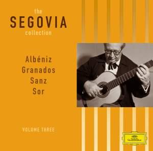 The Segovia Collection Volume 3