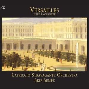 Versailles - L'île enchantée