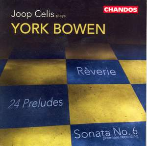 York Bowen Piano Music Volume 1