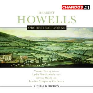 Herbert Howells - Orchestral Works