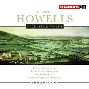 Herbert Howells - Orchestral Works