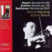 Mozart: Violin Sonata No. 32 in B flat major, K454, etc.