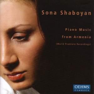 Piano Music from Armenia