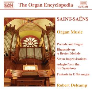 Saint-Saens: Organ Music