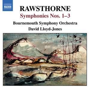 Rawsthorne - Symphonies Nos. 1-3