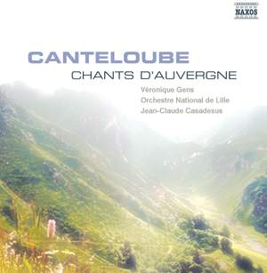 Canteloube: Songs of the Auvergne (selection) Product Image