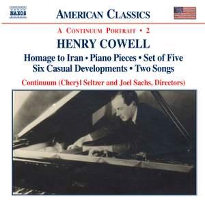 American Classics - Henry Cowell