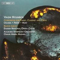 Vagn Holmboe - Concertos
