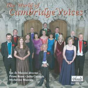 The World of Cambridge Voices