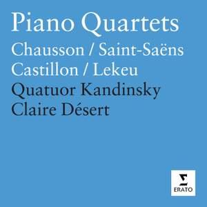 French Piano Quartets