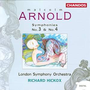 Arnold: Symphonies Nos. 3 & 4