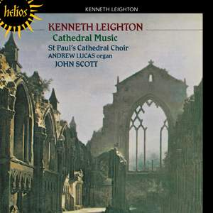 Kenneth Leighton - Cathedral Music Product Image