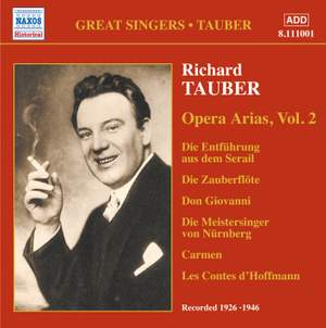 Great Singers - Tauber Product Image