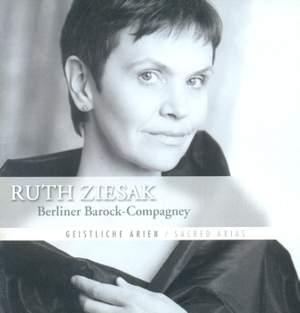 Ruth Ziesak - Sacred Arias